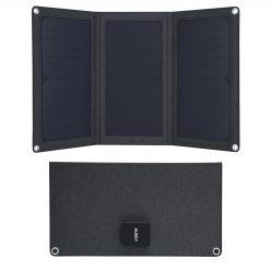 OFERTA AMAZON! Cargador Panel solar Aukey a 34,9€