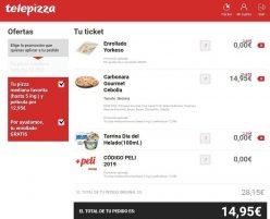 CHOLLACO TELEPIZZA! Ben&Jerry's tarrina 100ml GRATIS + Enrrollado + 2 Meses gratis SKY