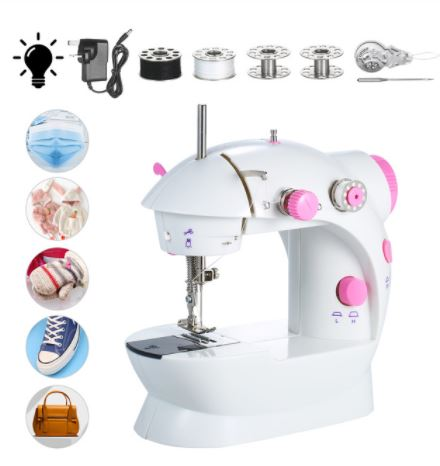 OFERTA AMAZON! Mini Maquina coser a 17,9€