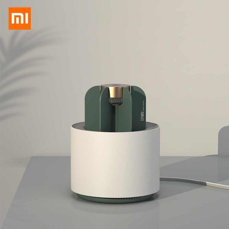 Xiaomi Sothing Cactus: El antimosquitos mas cool sin quimicos de oferta a 15€