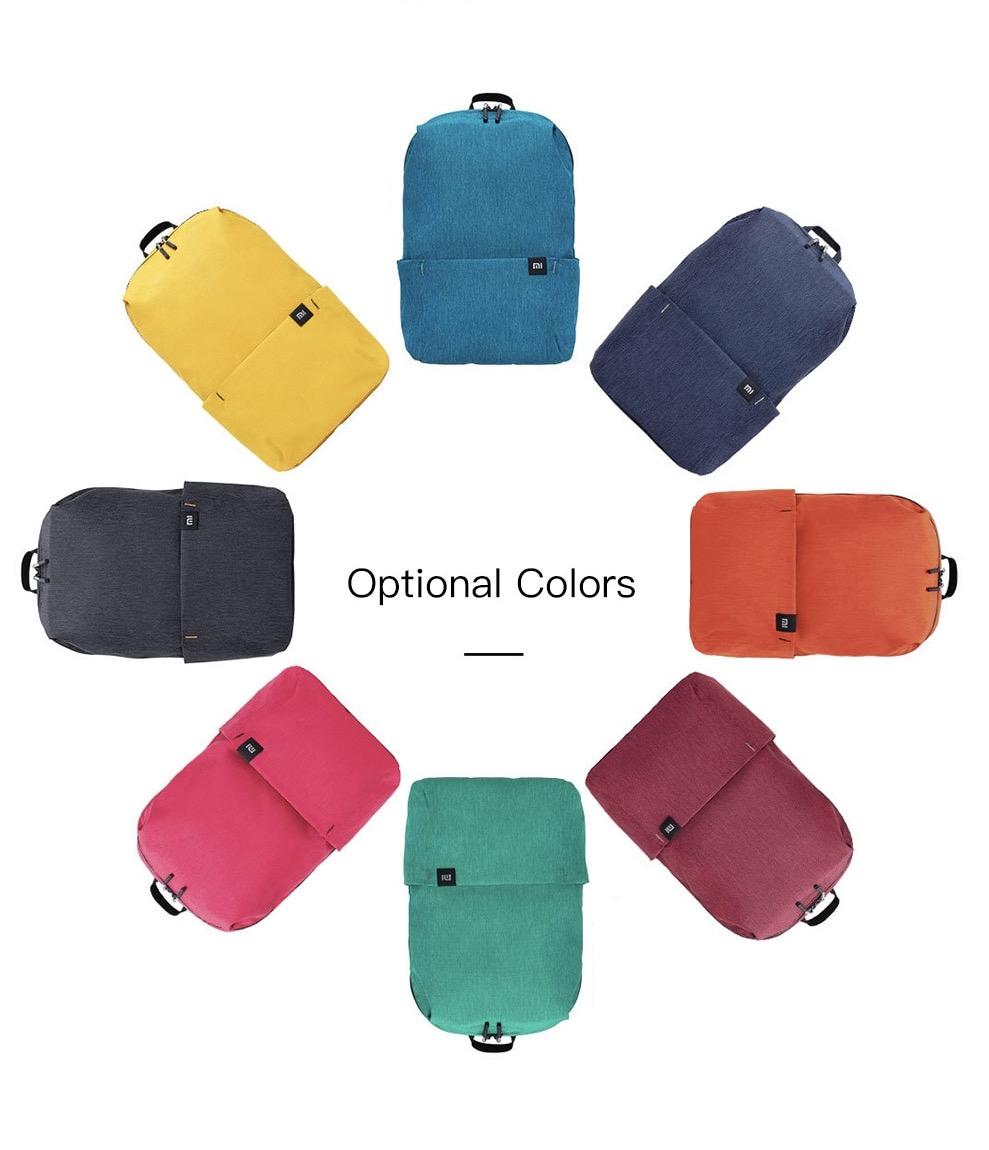 Xiaomi mi 10l leeisure backpack