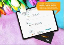 Vuelve Cheque GRATIS en Amazon de 30€ al suscribirte a la OCU sin coste