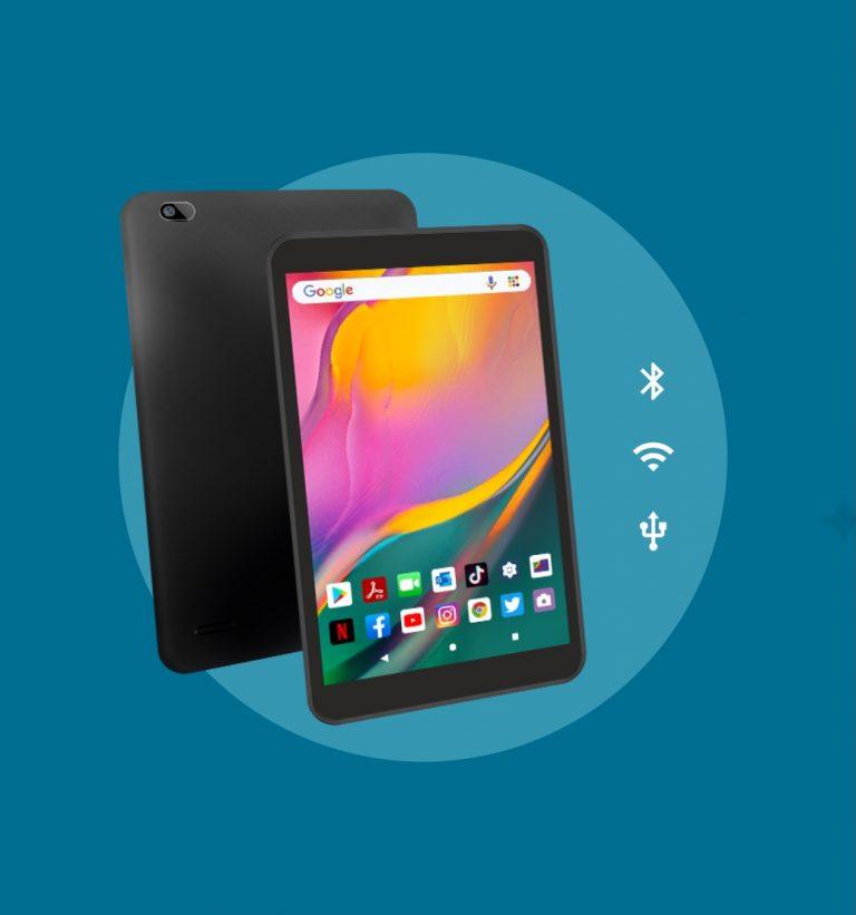 Vuelve el CHOLLACO! Tablet Android 8″ Android 10 por solo 7,8€ Gracias a la OCU