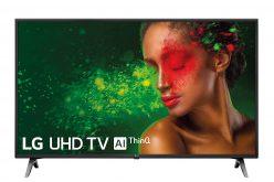 Chollo Amazon! LG 55″ IPS Alexa, Google + Smart TV a 491€