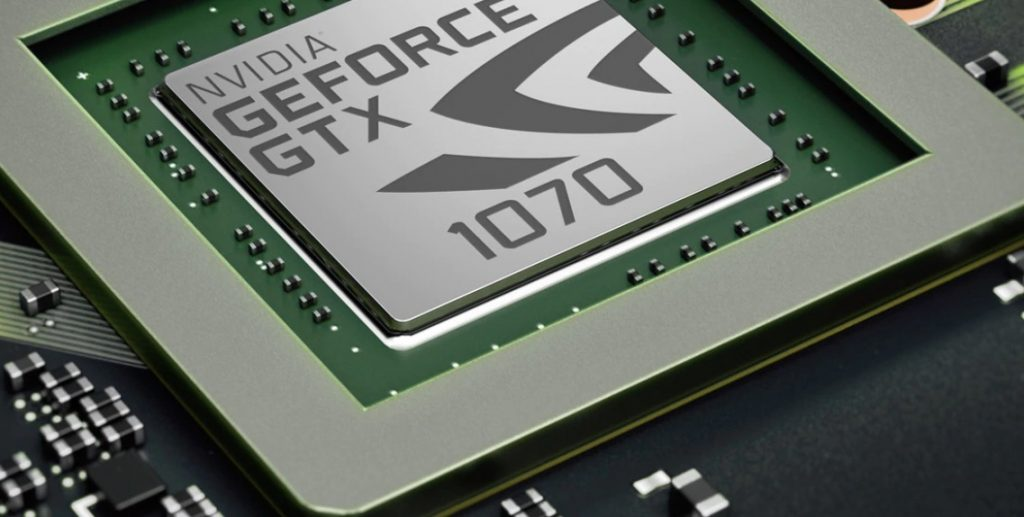 Lenovo Legion Y920 Geforce GTX 1070