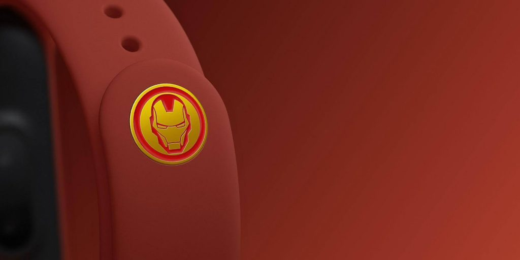 Mi Band 4 The Avengers Iron Man