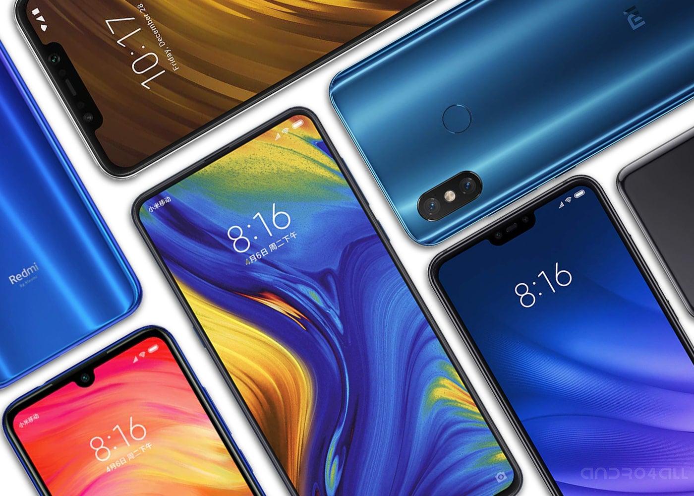 Moviles Xiaomi