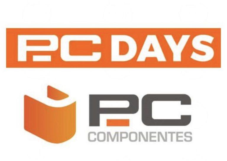 Recopilacion mejores ofertas Validas – PC Days PcComponentes