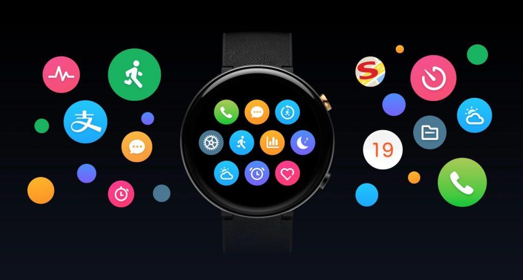 Xiaomi Amazfit Smart Watch 2 apps