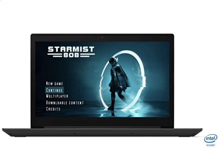 Lenovo Ideapad GTX 1650 i7 al mejor precio desde Amazon