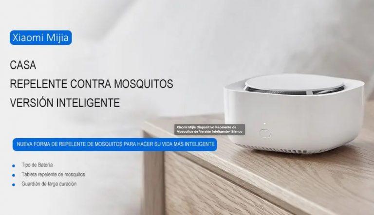 Chollito! Repelente Mosquitos Xiaomi + 1 Recambio por 7,8€ y a 11€ la version inteligente
