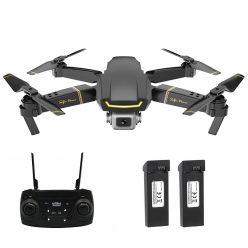 OFERTA AMAZON! Drone Goolsky GW89 + 2 baterias a 46,8€