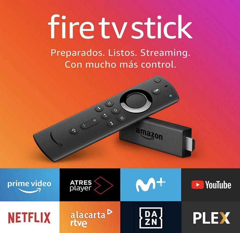 Amazon Fire TV y Fire TV 4K al mejor precio