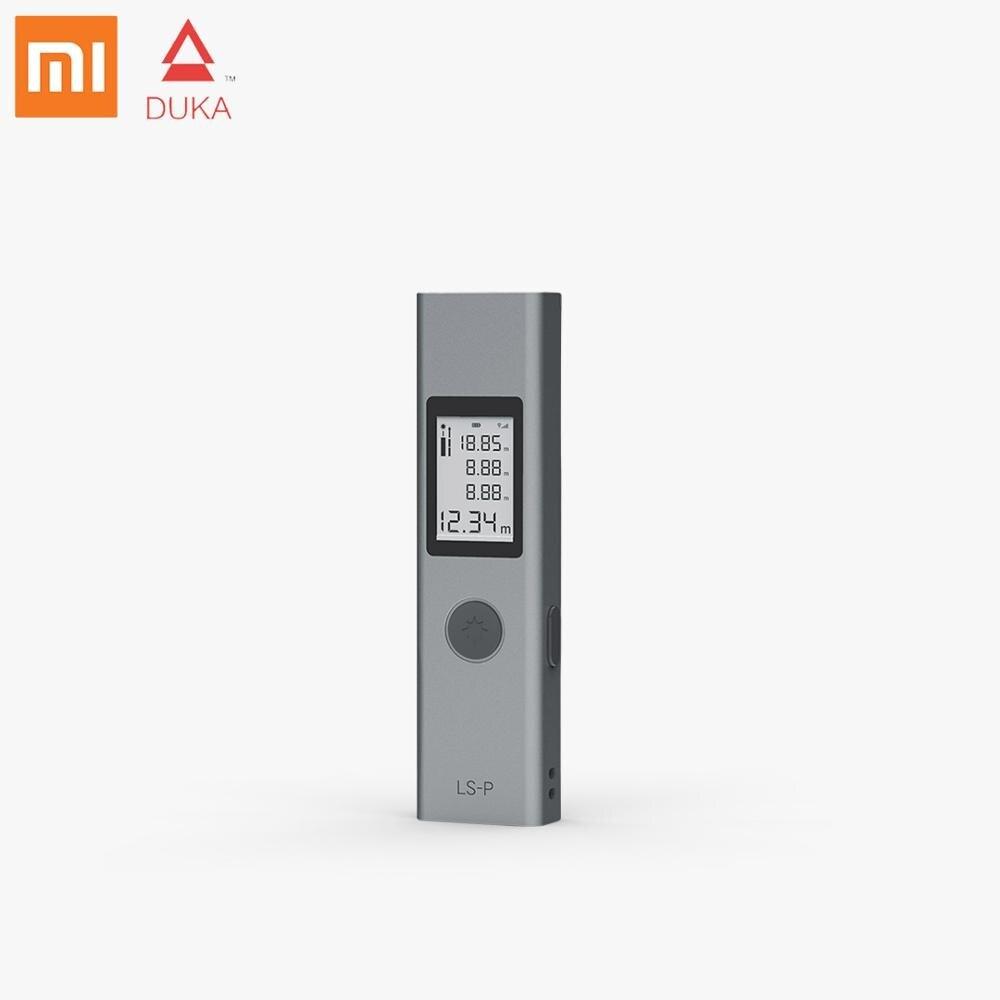 Medidor Laser Xiaomi DUKA LS-P