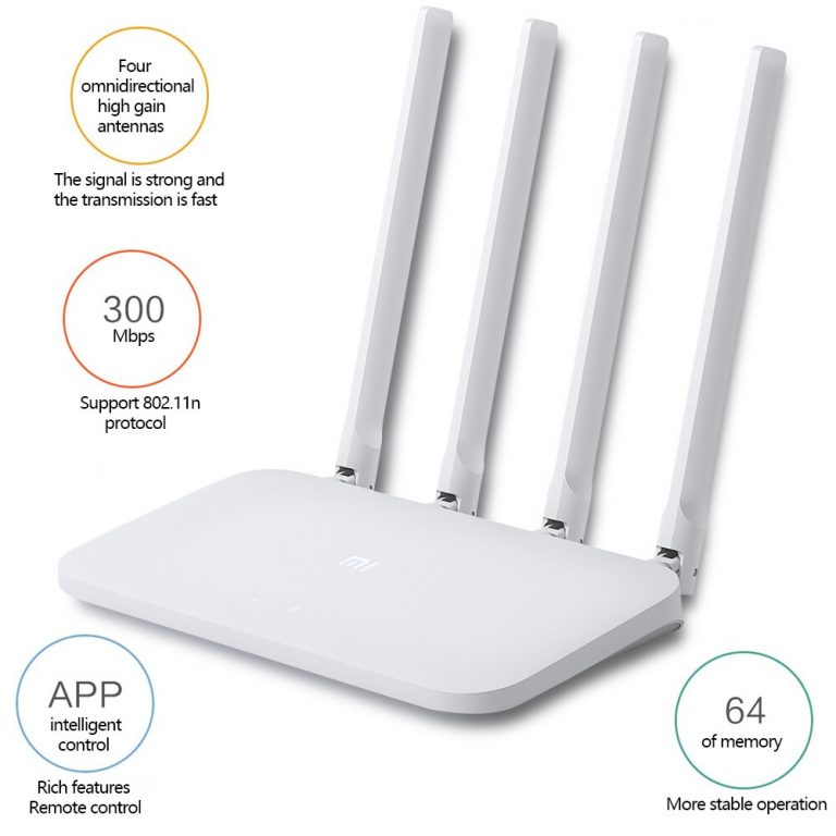 REBAJADO Amazon! Xiaomi Mi Wifi Router 4C a 15,9€