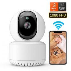 OFERTA AMAZON! Camara Vigilancia 1080P FHD Dadypet a 27,9€