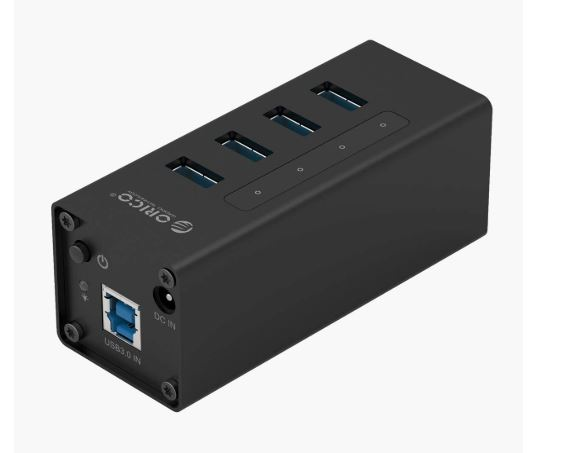 Chollo AMAZON! Hub USB 3.0 de 7 puertos por 22,9€