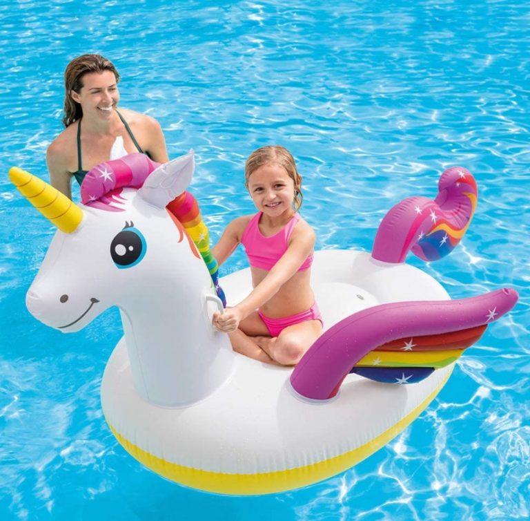 Chollo Amazon ! Flotador Unicornio Grande a 11,9€ y mas modelos desde 9€