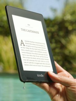 Kindle 2019 pantalla