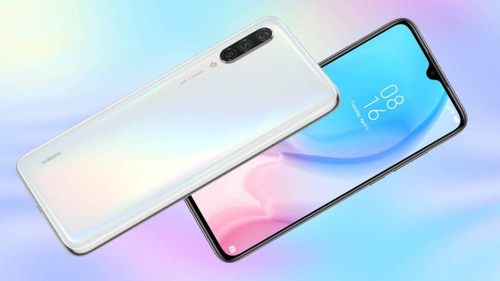Xiaomi Mi 9 Lite blanco