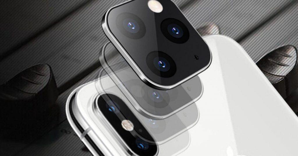 Cámara falsa iPhone 3