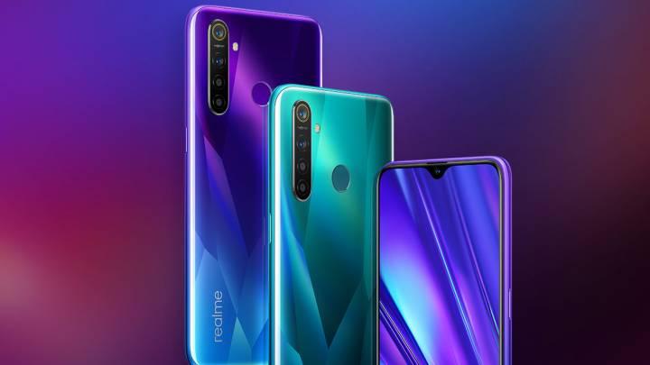Realme 5 Pro color