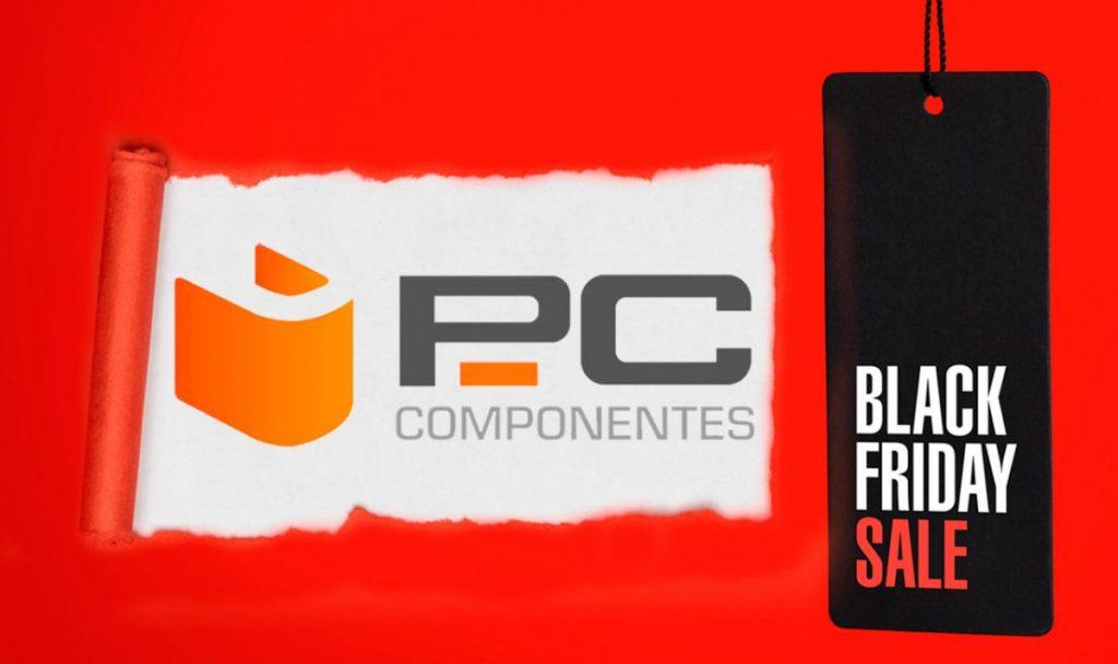 Black Friday PcComponentes – Top Chollos con descuento (Actualizado)