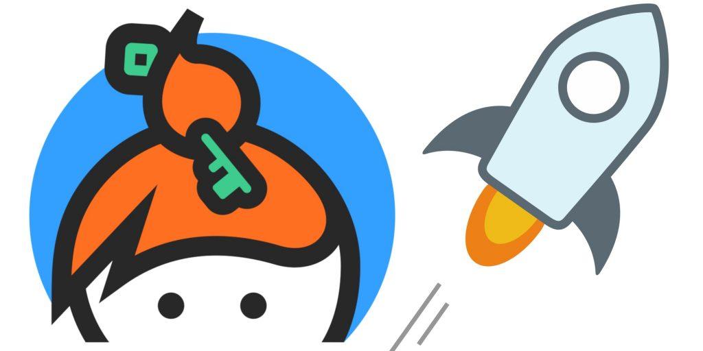 CHOLLO LOCO! 50$ todos los meses totalmente gratis en Stellar con Keybase