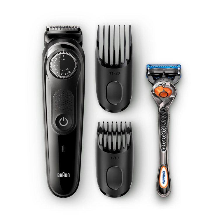 De oferta en Amazon la Recortadora de barba Braun BT5042 a 47,99€
