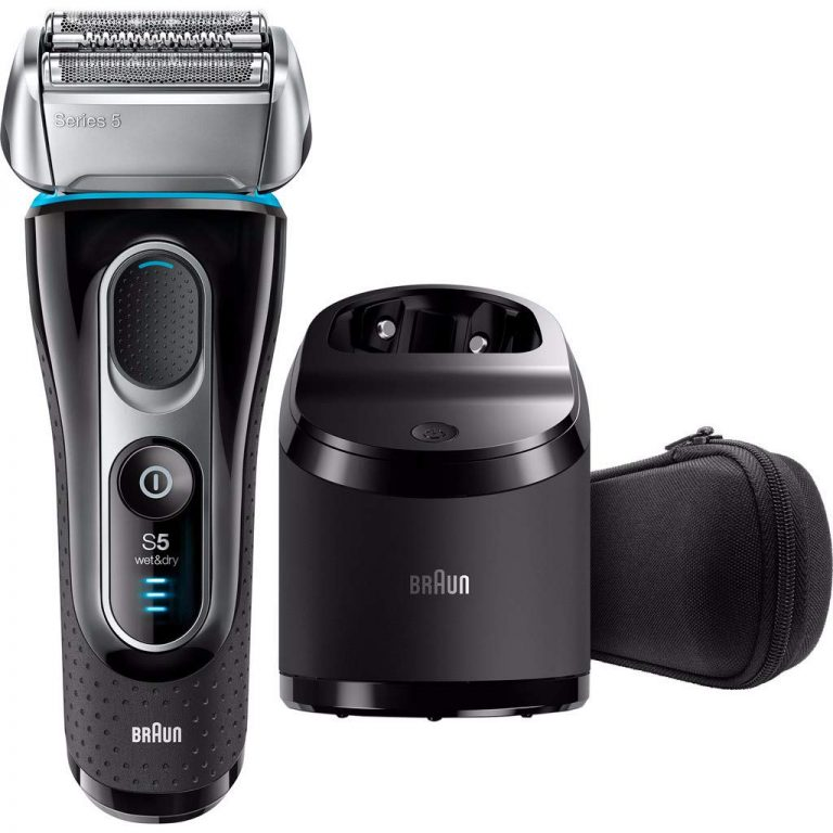 CHOLLO AMAZON! Braun Series 5 5197 rebajada en mas de 150€