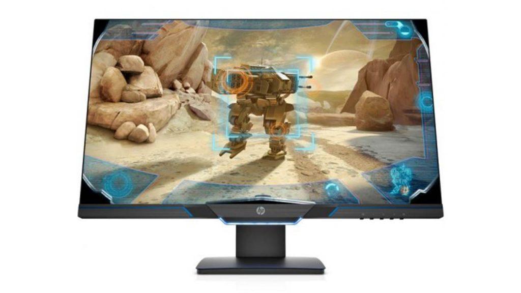 CHOLLO Amazon! Monitor gaming HP 27MX de 144 Hz a 199€