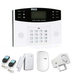PRECIO MINIMO AMAZON! Sistema de Alarma GSM SMS a 39,9€