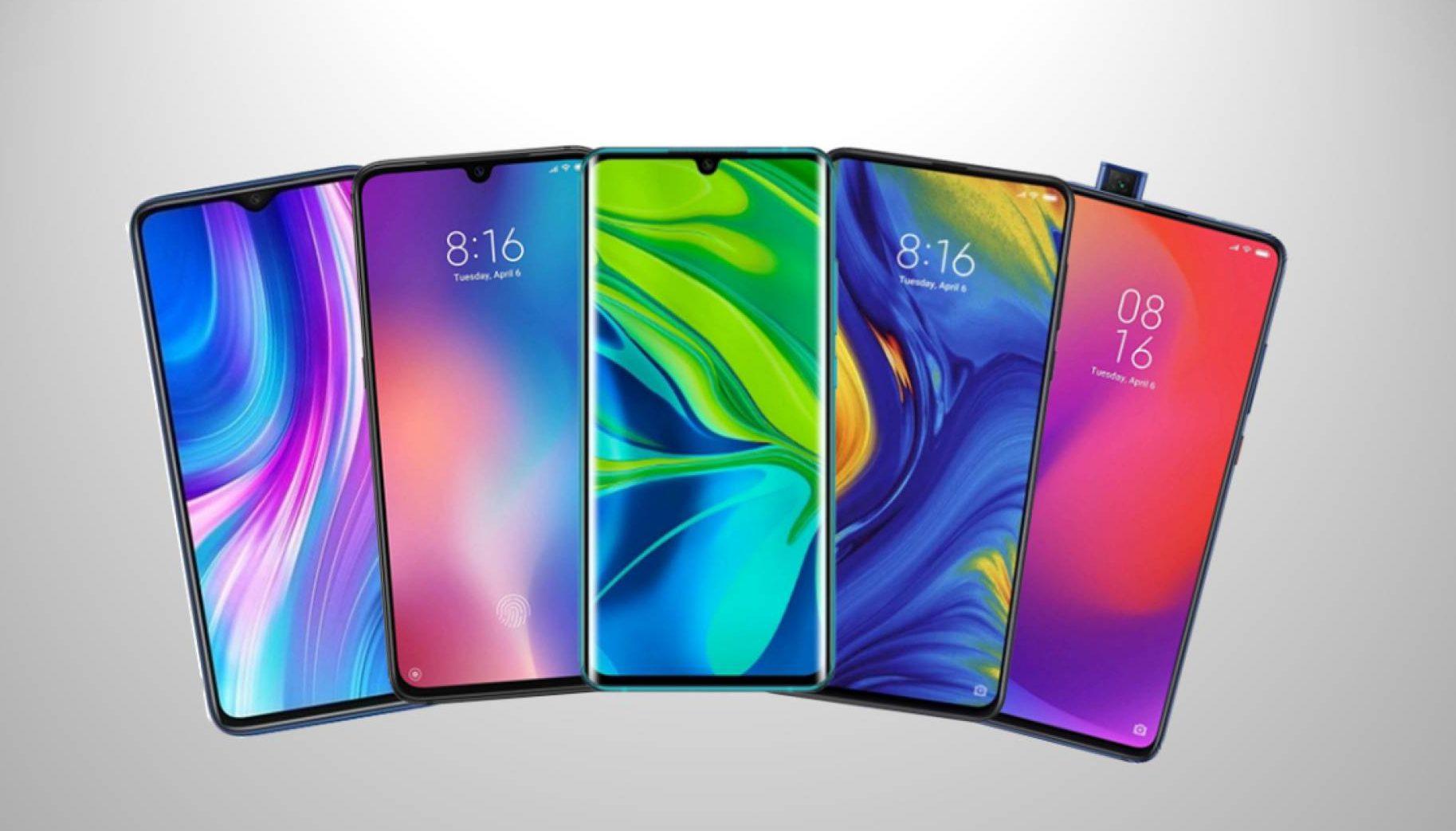 Los 8 mejores móviles Xiaomi para este 2020