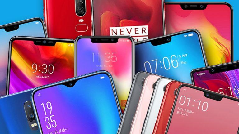 Los 7 mejores móviles chinos de oferta para comprar estos días, Xiaomi, Realme etc..