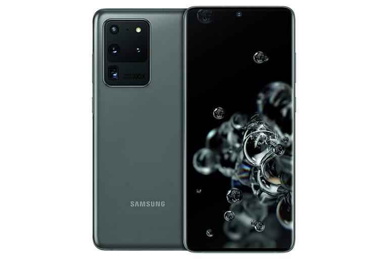 Samsung S20 Ultra 5G: el gama alta de Samsung ya en preventa Amazon