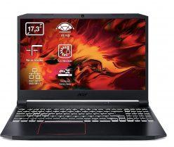 CHOLLO Amazon! Portatil gaming Acer Nitro 5 i5 10º 16GB GTX 2060 512GB SSD a 779€