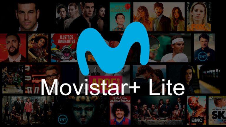 PROMOCION Movistar+ Lite: 3 meses por solo 9,6€