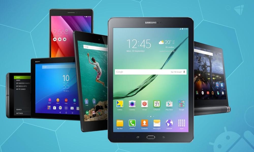 Las 5 mejores tablets por menos de 200 euros