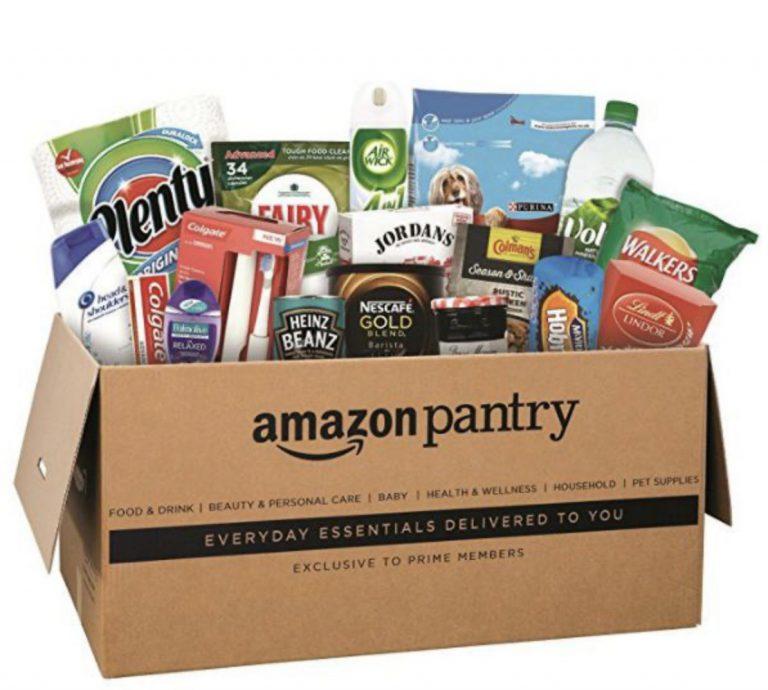 #Quedateencasa! Haz la compra con Amazon Pantry con envío GRATIS