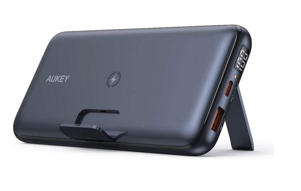 OFERTA AMAZON! Bateria Externa 20000mAh con Carga inalambrica a 30€