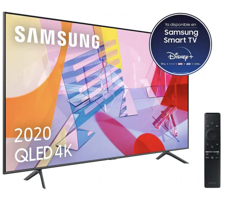 CHOLLAZO! Samsung QLED 4K 65″ a 629€
