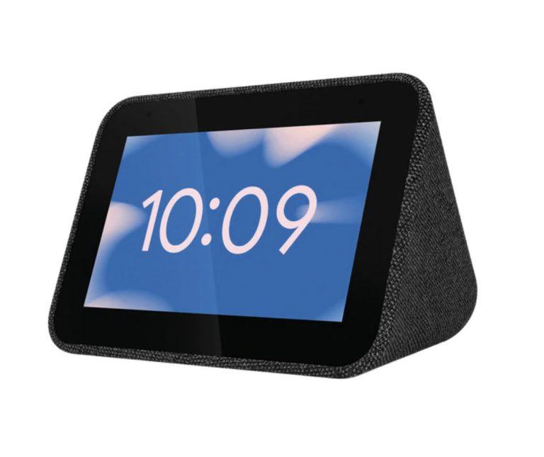 SUPER PRECIO! Lenovo Smart Clock Google Home a 34,9€
