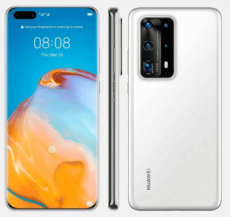 Minimo desde Amazon! Huawei P40 Pro 5G 8/256GB