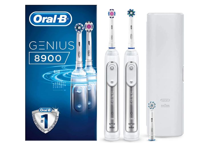 Rebaja Amazon! Oral-B Genius 8900