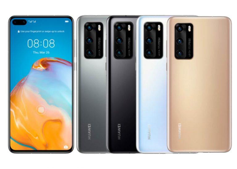 CHOLLO Desde España! Huawei P40 5G 8/128GB a 428€