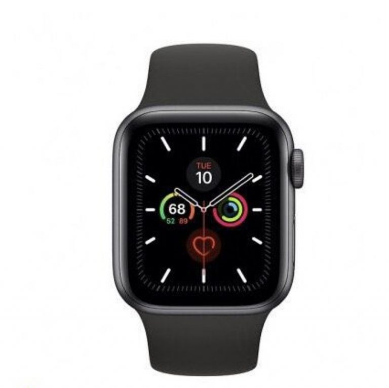 REBAJA! Apple Watch Series 5 GPS 44mm a 329€