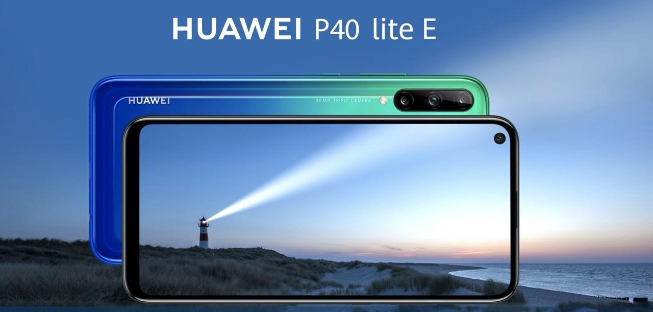 REBAJA desde Amazon! Huawei P40 Lite E 4/64GB