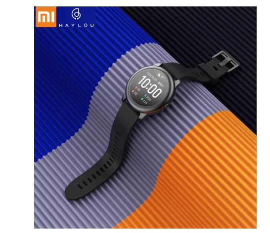 CHOLLITO Desde España! Reloj inteligente Xiaomi Haylou Solar LS05 a 32€