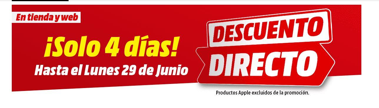 Ultimo Dia! Descuentos directos en Mediamarkt – Recopilación de las mejores ofertas