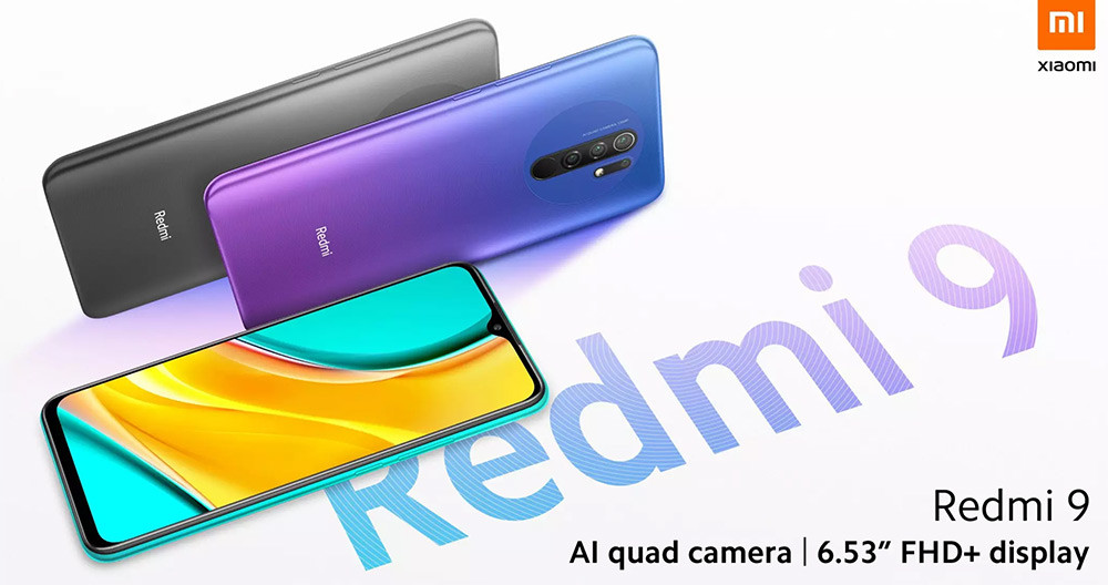 REBAJA desde España! Xiaomi Redmi 9 NFC 32GB a 91€ y 64GB a 101€